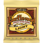 Struny Ernie Ball EARTHWOOD LIGHT - .011 - .052