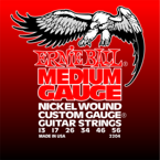 Struny Ernie Ball MEDIUM GAUGE - .013 - .056