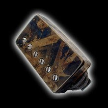 Humbucker Bare Knuckle Black Dog 6 - Puszka Camo, bridge