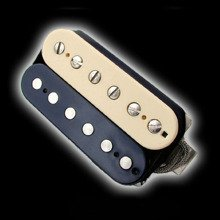 Humbucker Bare Knuckle Black Dog 6 - zebra, neck
