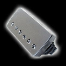 Humbucker Bare Knuckle Cold Sweat 6 - Puszka Raw Nickel, bridge