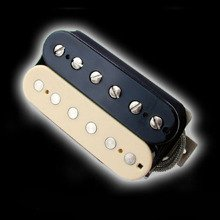 Humbucker Bare Knuckle Cold Sweat 6 - reverse zebra, bridge