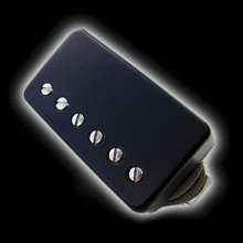 Humbucker Bare Knuckle VH II 6 - Czarna puszka, bridge
