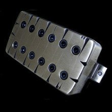 Humbucker Bare Knuckle VH II 6 - Puszka Tyger, neck