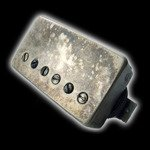 Humbucker Bare Knuckle Abraxas 6 - Puszka Aged Nickel, neck