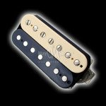 Humbucker Bare Knuckle Stormy Monday 7 - zebra, bridge